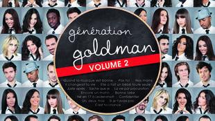 """Альбом """"Поколение Гольдмана-2"""" (2013)"""