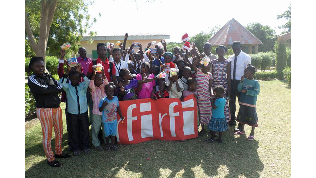 Le Club RFI Ndjamena, Tchad.