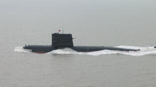 Ảnh minh họa : Tàu ngầm Trung Quốc lớp Tống (wikipedia.org)