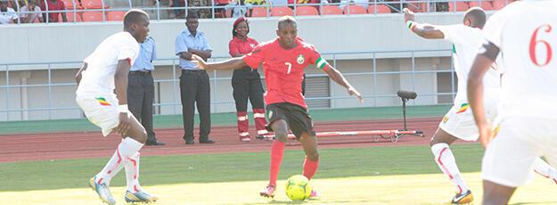 Moçambique fora do Mundial 2014 após goleada de 6-1 em Conacri contra a Guiné 09/06/13