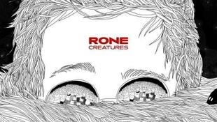Couverture du dernier album de Rone, «Creatures».