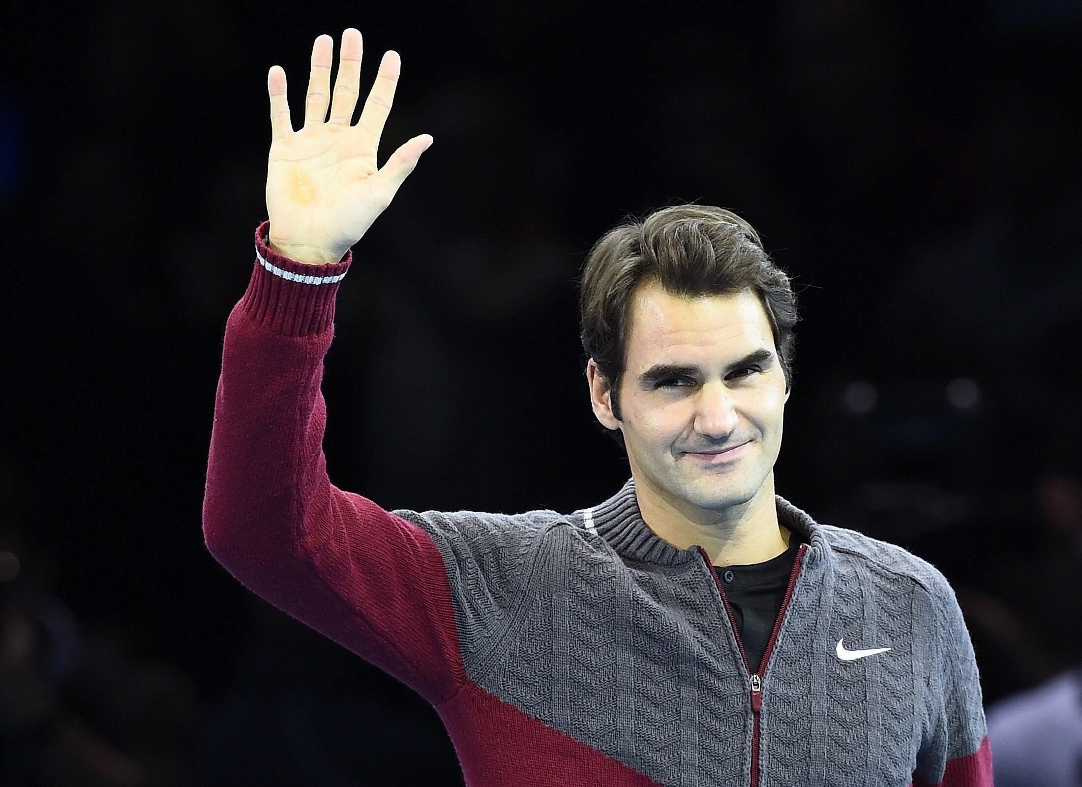 Roger Federer reached the final of the Istanbul Open following a three set win over Diego Sebastian Schwartzman