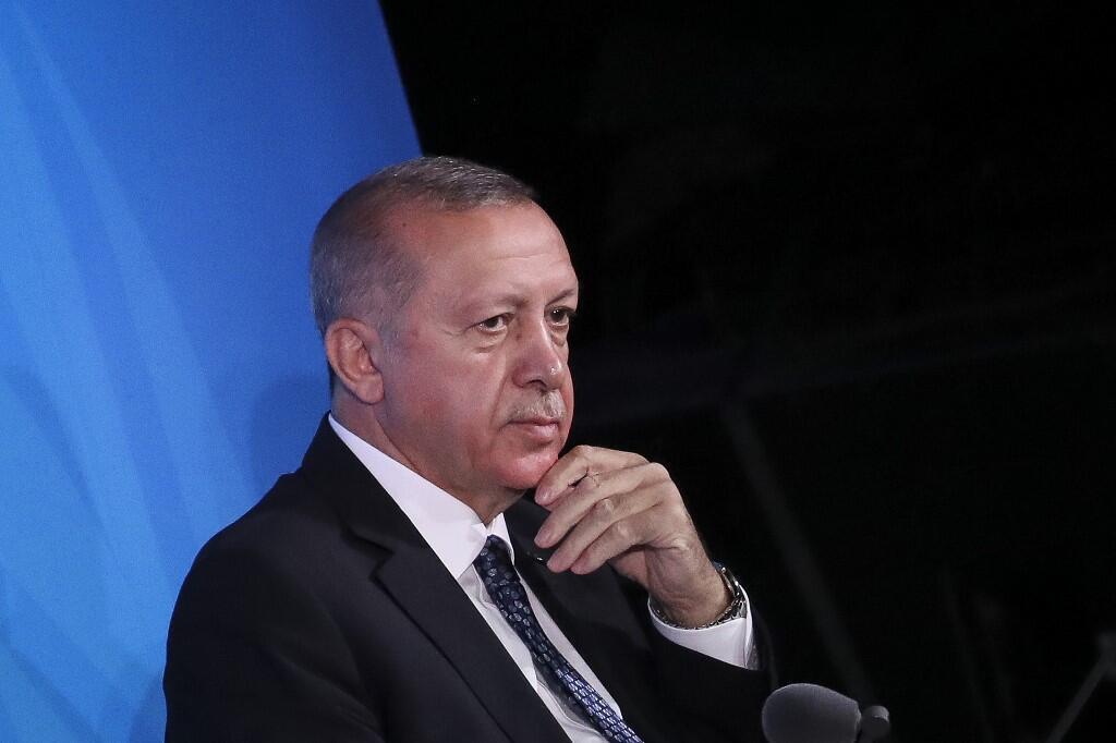 Le président turc, Recep Tayyip Erdogan.
