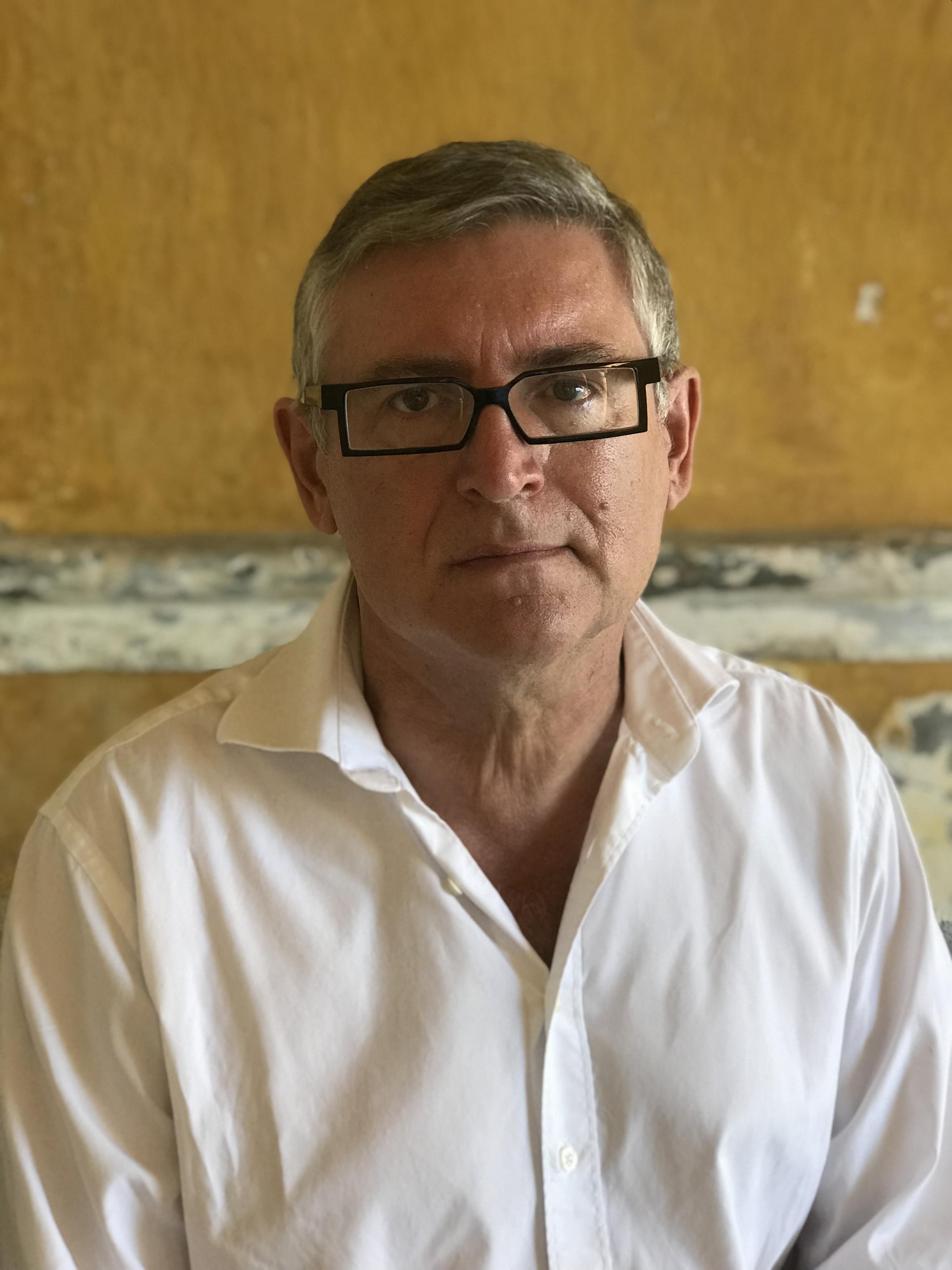 O filósofo francês Michel Onfray.
