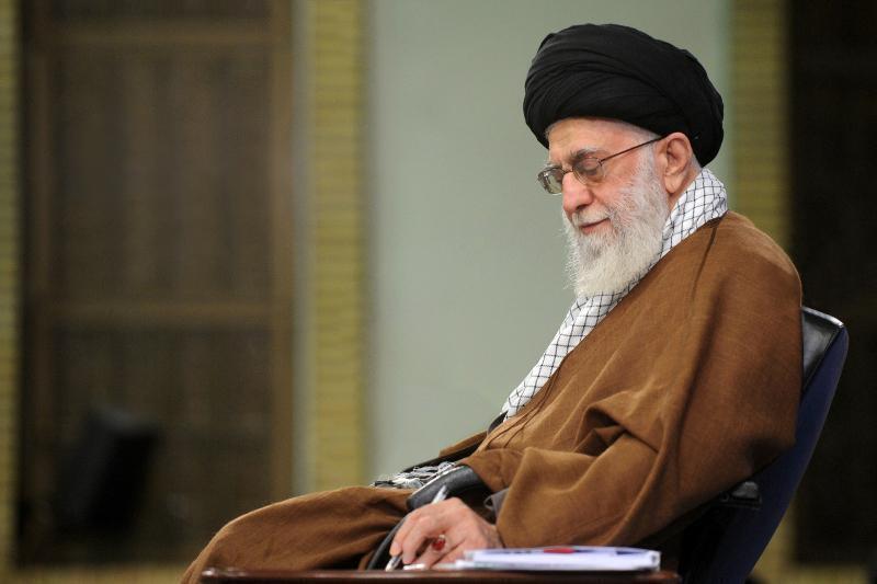 علی خامنهای رهبر حکومت اسلامی ایران