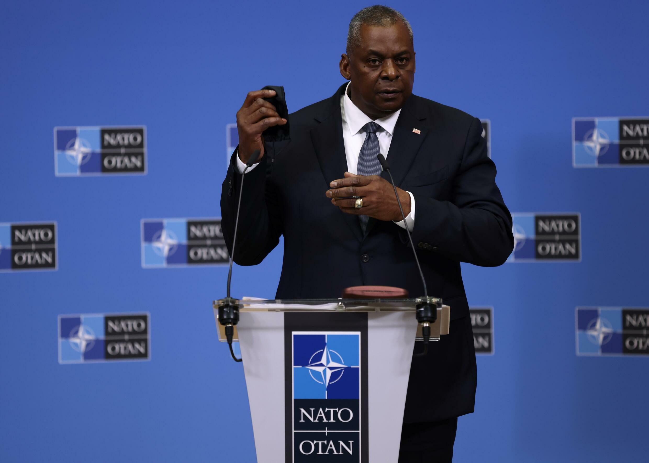 US Secretary of State for Defence Lloyd Austin says the US will continue to support Taiwan's military