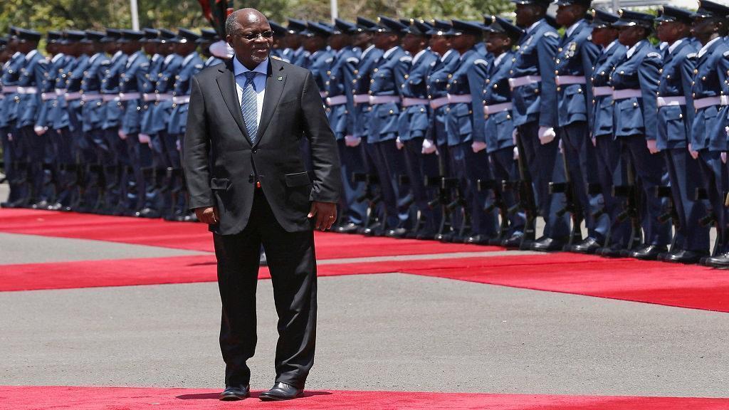 Rais wa Tanzania, John Magufuli, serikali yake inatekeleza sera ya uchumi wa viwanda