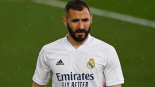 Real Madrid's Karim Benzema has tested positive for coronavirus