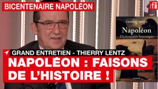 Napoléon - T.Lentz Vignette