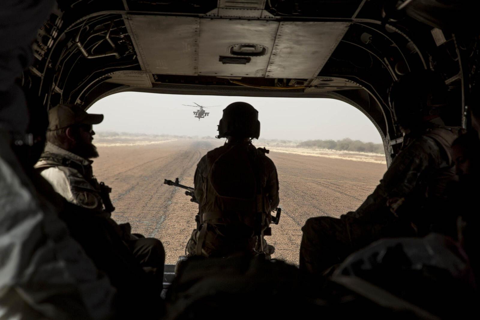 Mission de la Minusma dans le nord du Mali