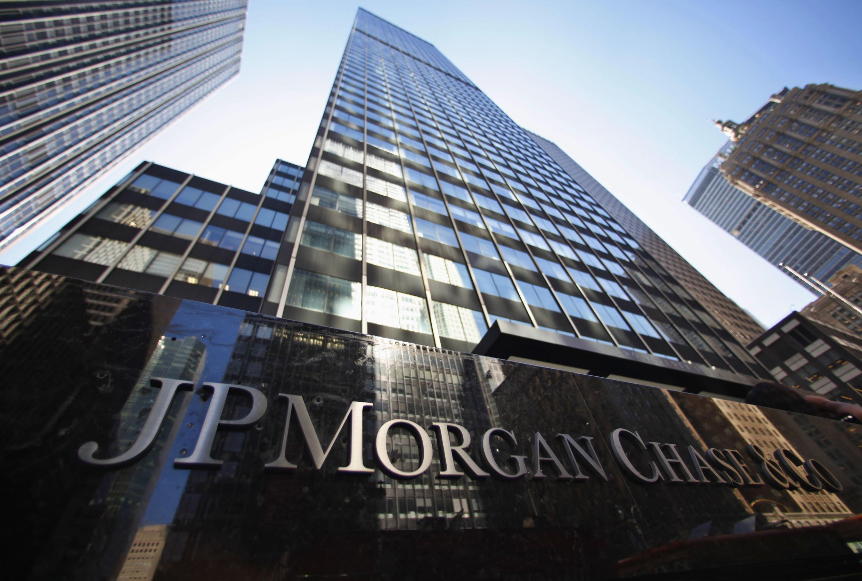Trụ sở của tập đoàn JP Morgan Chase, New York, Hoa Kỳ