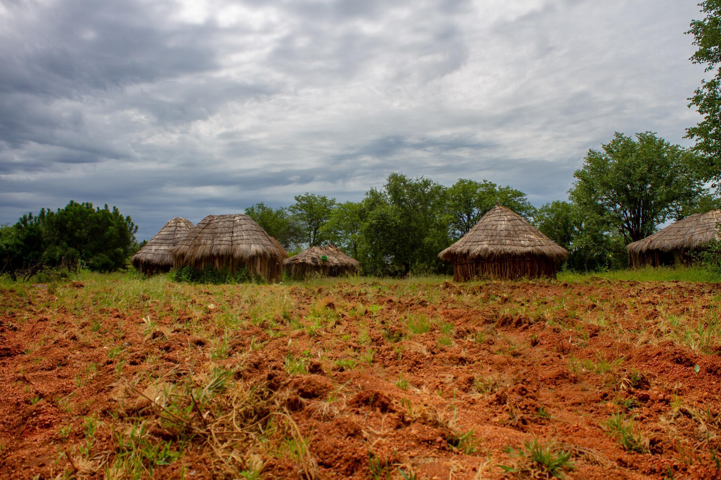 Drought hit Angola's southern Huila province, followed by violent downpours