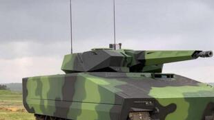 Armement allemand -Lynx de Rheinmetall