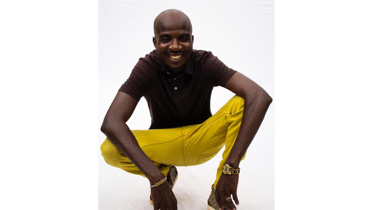 Baba MARIKO, artiste musicien du Mali.