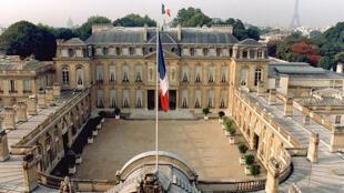 网传法国总统府 资料照片