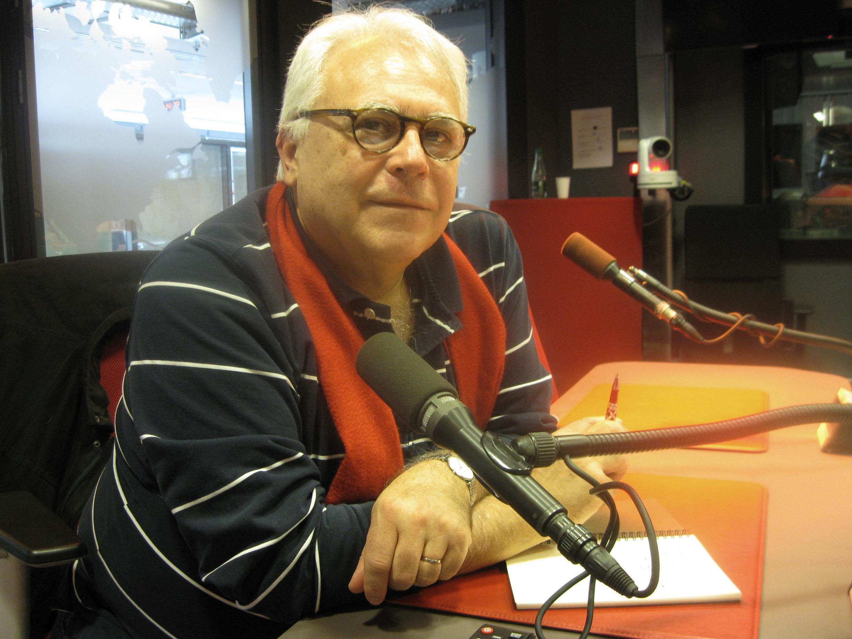 Juan Carlos Mondragón en los estudios de RFI