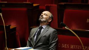 3月31日,法国总理菲利普