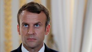 امانوئل ماکرون، رئیسجمهوری فرانسه در جریان سفر به کشورهای عربی حاشیه خلیج فارس،بر برخورد قاطع با فعالیتهای منطقهای و برنامه موشکی ایران تأکید کرد.