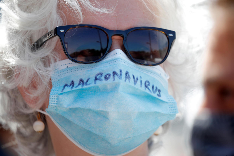 Эмманюэль Макрон торжественно пообещал медикам провести серьезную реформу.