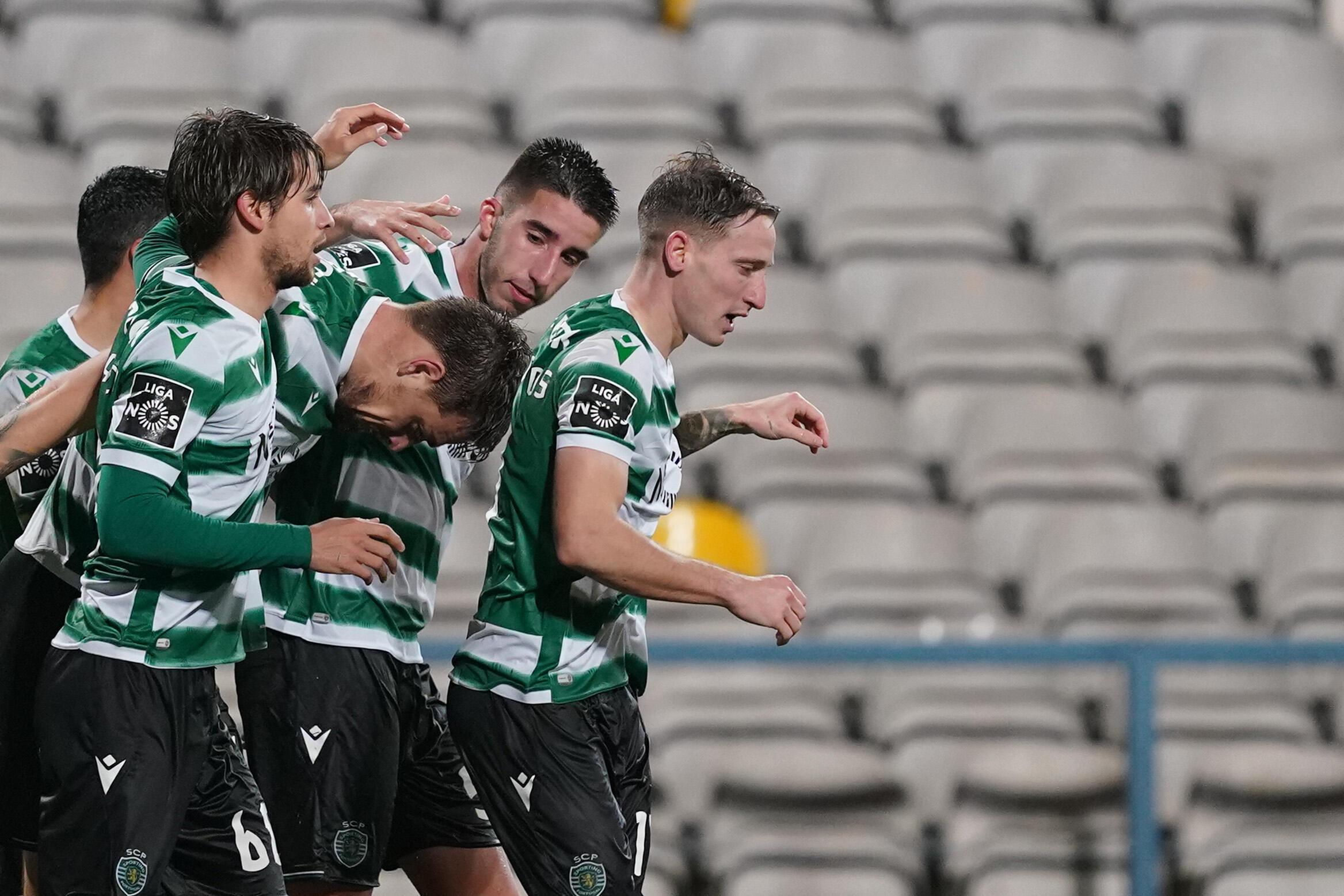 Sporting CP - Desporto - Futebol - Liga Portuguesa - Football - Portugal