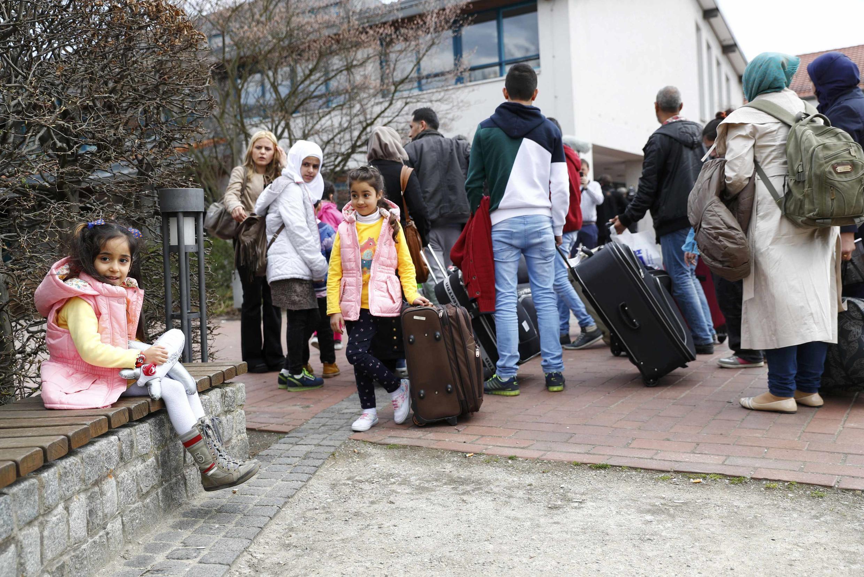 Mais de 700 mil sírios foram recebidos na Alemanha desde 2011