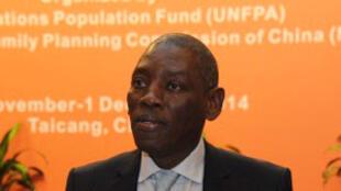 Mabingué Ngom, directeur des programmes au FNUAP.