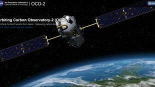 Le satellite OCO-2