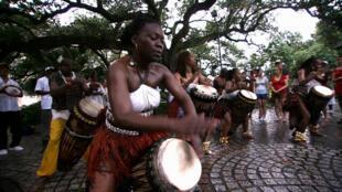 Congo Square.