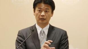 کواچیرو گامبا، وزیر خارجه ژاپن