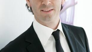 Julien Saada, président et fondateur de MAESA