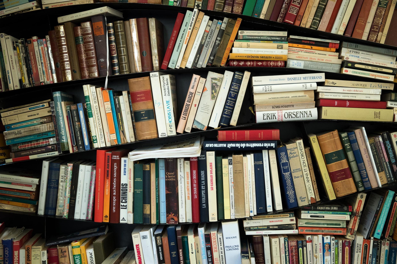 La filière du livre subit la crise de plein fouet. (image d'illustration)