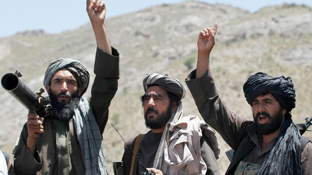 'Yan Taliban, wani wuri cikin kasar Afghanistan