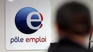 En una agencia para el empleo francesa.