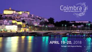 A cidade de Coimbra acolhe nos dias 19 e 20 de Abril o World Health Summit