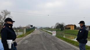 Dans le village de Vo Euganeo en Vénétie, confiné, aucun cas de contamination n'a été enregistré en six jours.
