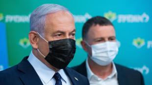 Le Premier ministre israélien Benyamin Netanyahu avait fait part, cette semaine, de son intention de fournir 100 000 doses de vaccins contre le Covid-19 aux Palestiniens et à des pays amis.