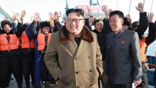 Kiongozi wa Korea Kaskazini Kim Jong
