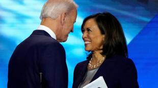 Joe Biden, le candidat démocrate à la présidentielle américaine, a choisi Kamala Harris comme co-listière, elle pourrait être la première femme noire à être vice présidente des Etats-Unis.