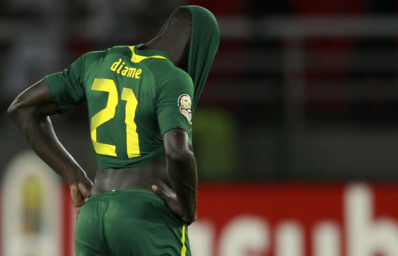 Le Sénégalais Mohamed Diamé.