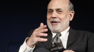 O presidente do Federal Reserve (Banco Central dos EUA), Ben Bernanke.