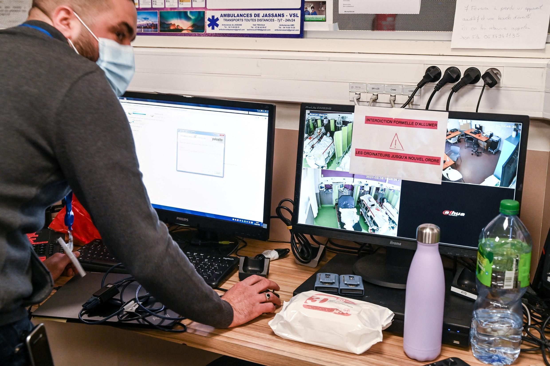 hopital ordinateur france villefranche cybersecurite cyberattaque