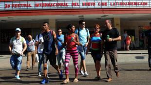 La 38e édition du Festival de cinéma latino-américain de La Havane a ouvert ses portes le 8 décembre 2016.