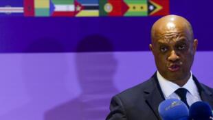 Luís Filipe Tavares, ministro dos Negócios Estrangeiros e Defesa de Cabo Verde.