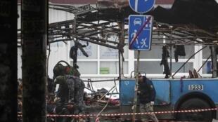 2 теракта совершены за сутки в Волгограде