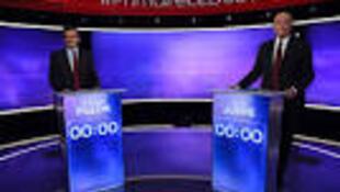 Mahawara a tsakanin Francois Fillon da Alain Juppe na jam'iyyar Republican gabanin zaben fidda gwani.