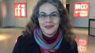 A historiadora da USP, Iris Kantor.