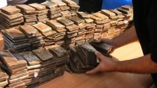 Relatórios oficiais indicam que Moçambique seria uma plataforma de transferência de droga
