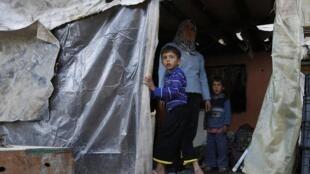 Atualmente a ONU dá assistência alimentar a cerca de 1,5 milhão de sírios todos os meses.