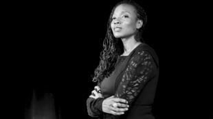 La chanteuse franco-sénégalaise Awa Ly.