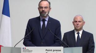 """Coronavirus : Edouard Philippe annonce la fermeture des """"lieux recevant du public non indispensables"""""""